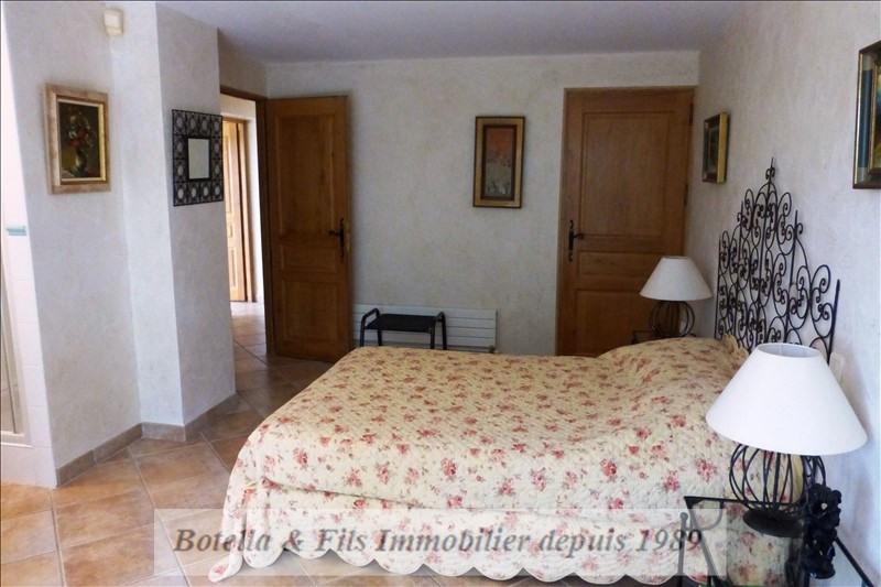 Vente maison / villa Goudargues 600000€ - Photo 5