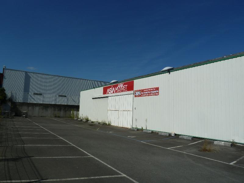 Location Local d'activités / Entrepôt Saint-Grégoire 0