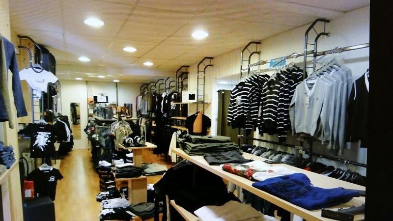 Fonds de commerce Prêt-à-porter-Textile Metz 0