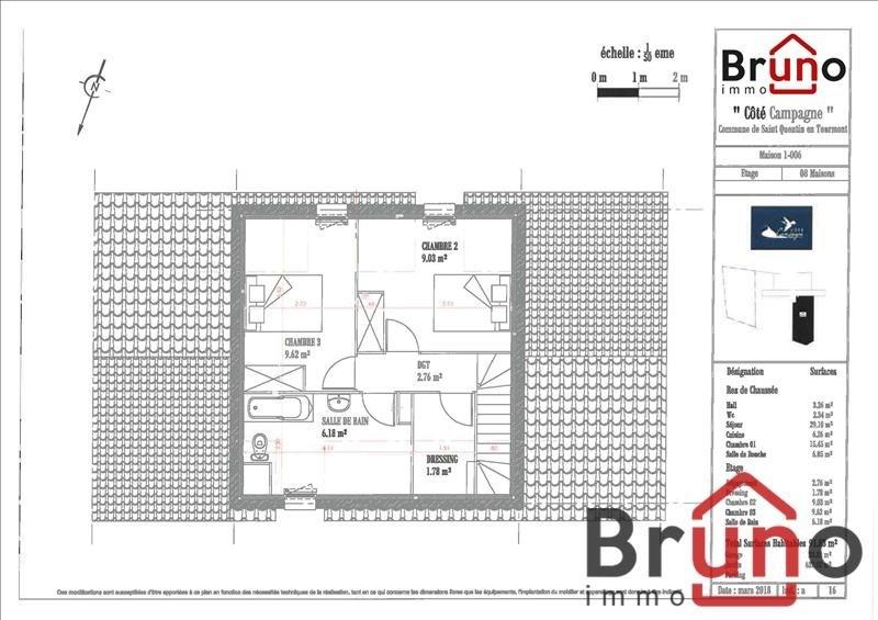 Verkoop  huis St quentin en tourmont 360000€ - Foto 5
