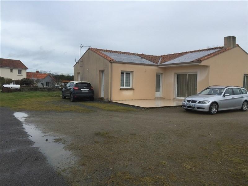 Vente maison / villa St mars de coutais 257250€ - Photo 5