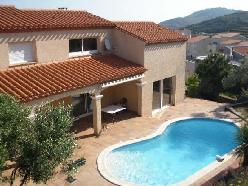 Vente maison / villa Port vendres 546000€ - Photo 1