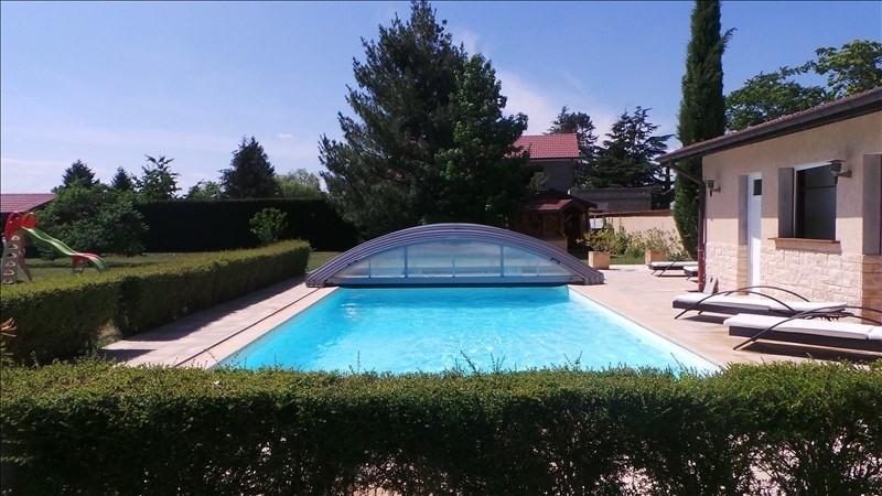 Vente maison / villa St maurice de gourdans 365000€ - Photo 3