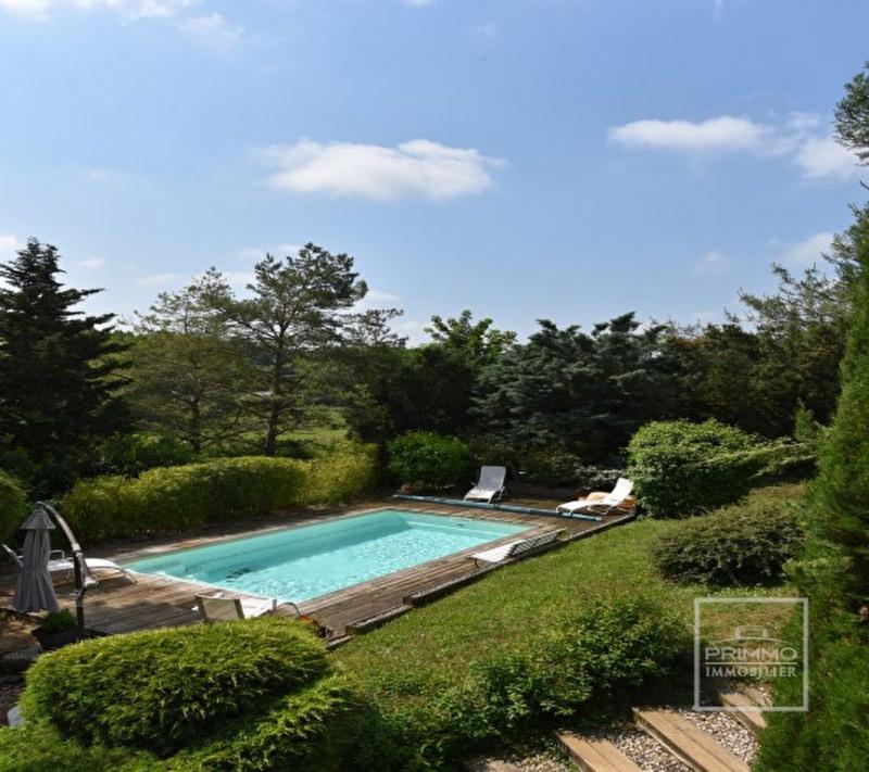 Deluxe sale house / villa Lissieu 475000€ - Picture 10