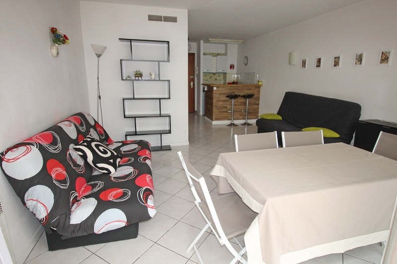 Rental apartment Nice 620€ CC - Picture 6