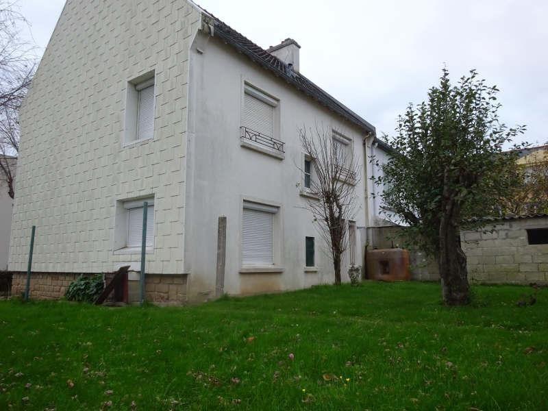 Sale house / villa Brest 142000€ - Picture 1