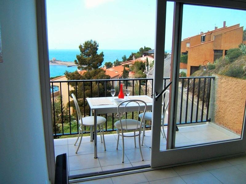 Location vacances appartement Collioure 403€ - Photo 4