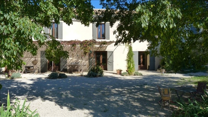 Deluxe sale house / villa Sarrians 650 000€ - Picture 10