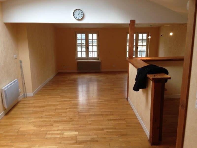 Rental apartment Poitiers 585€ CC - Picture 1