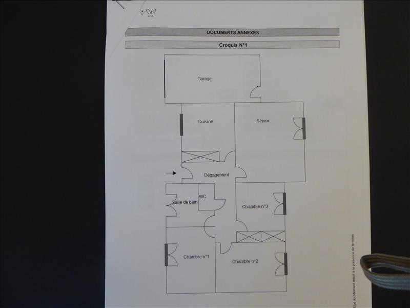 Sale house / villa Rodilhan 173000€ - Picture 3