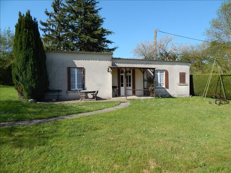 Sale house / villa Vendome 61000€ - Picture 1