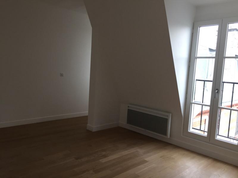 Rental apartment Paris 4ème 948€ CC - Picture 2