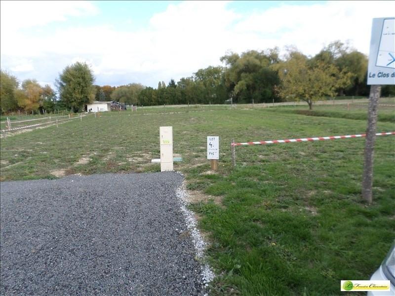Sale site Roullet st estephe 41800€ - Picture 1