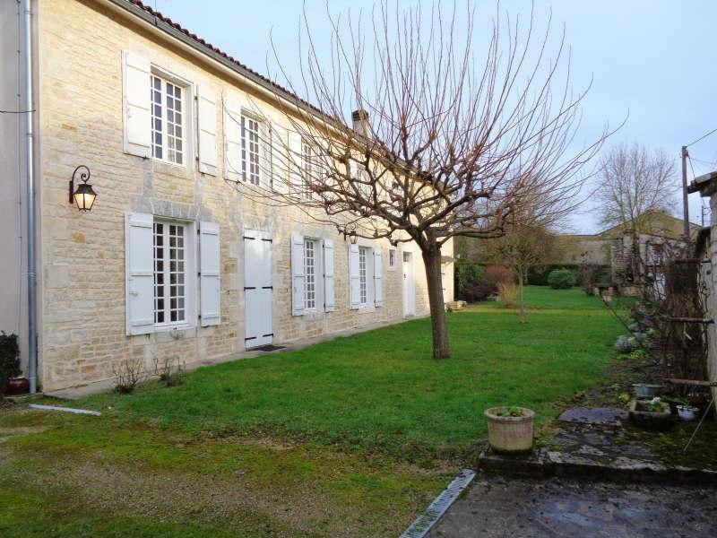 Vente maison / villa Fouqueure 163000€ - Photo 2