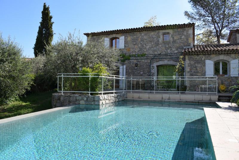 Venta de prestigio  casa Fayence 680000€ - Fotografía 3