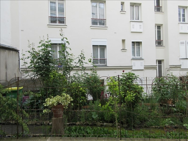 Sale apartment Paris 20ème 163000€ - Picture 1