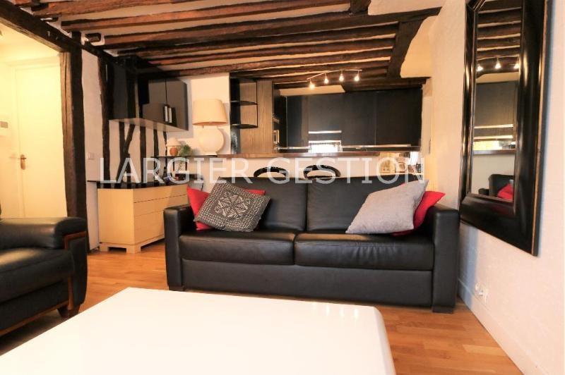 Location appartement Paris 8ème 1550€ CC - Photo 4
