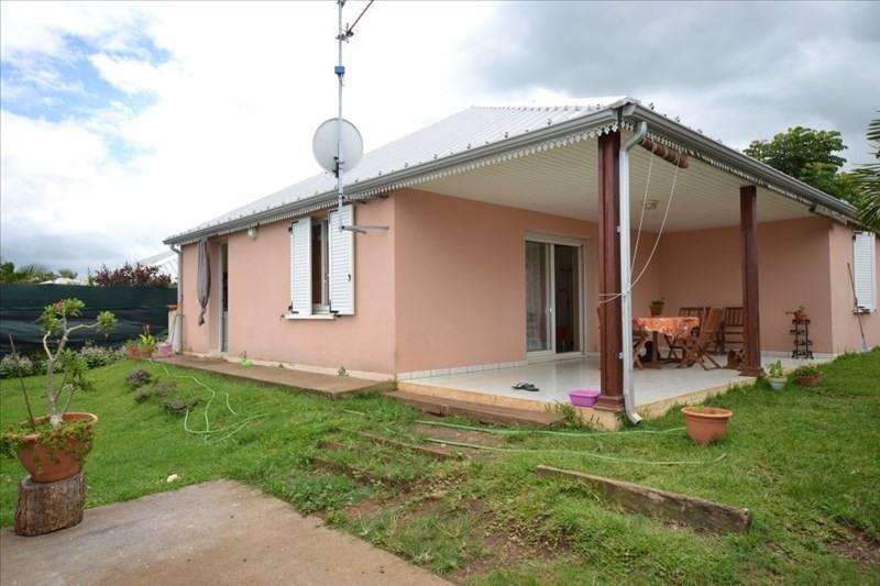 Rental house / villa La riviere 812€ CC - Picture 1