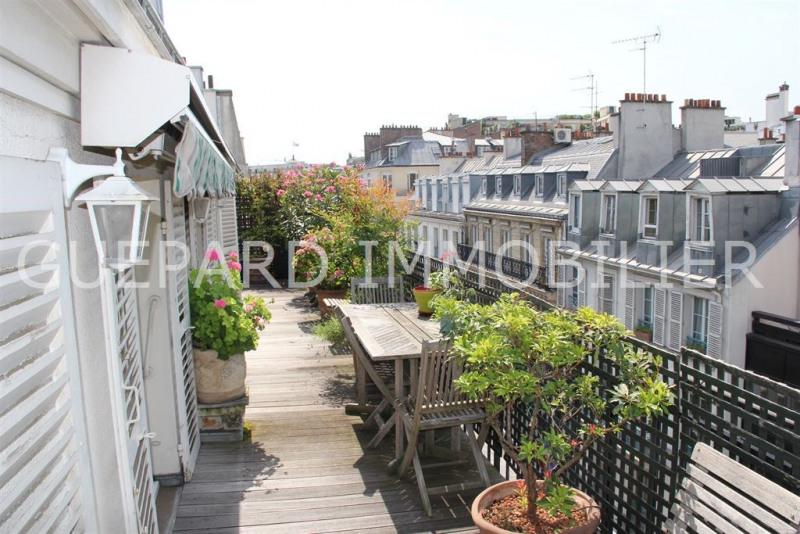Vente de prestige appartement Paris 8ème 3500000€ - Photo 10