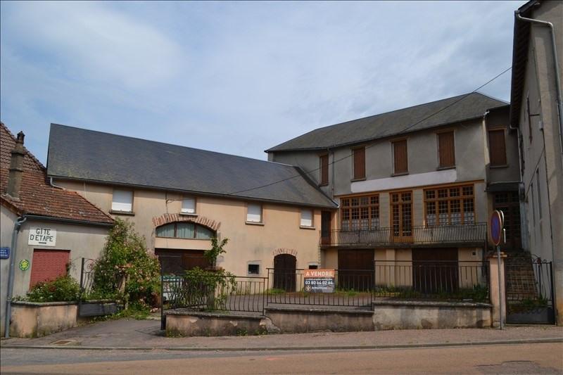 Vente maison / villa Moux-en-morvan 260000€ - Photo 2