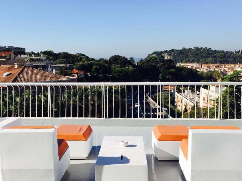 Deluxe sale apartment Nice 849000€ - Picture 8