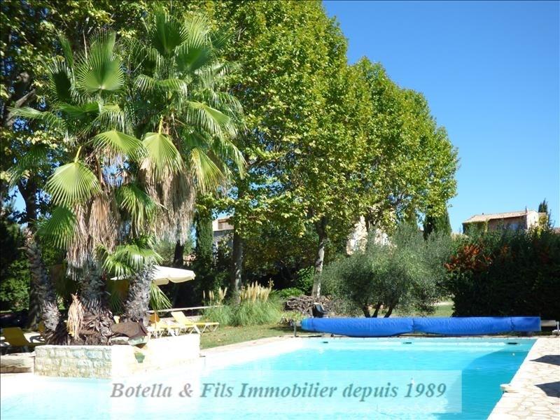 Deluxe sale house / villa Uzes 1195000€ - Picture 2