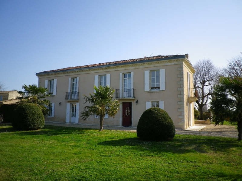 Deluxe sale house / villa Blaye 525 000€ - Picture 15