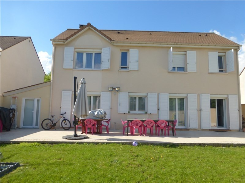 Vente maison / villa Groslay 546000€ - Photo 1