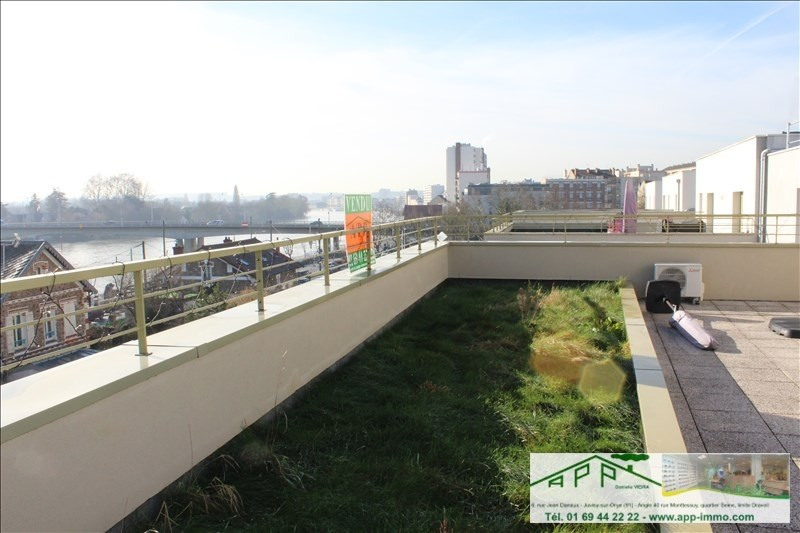 Vente appartement Juvisy 420 000€ - Photo 8
