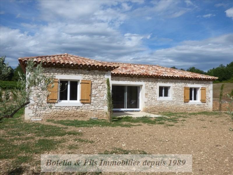 Vente maison / villa Barjac 288000€ - Photo 10