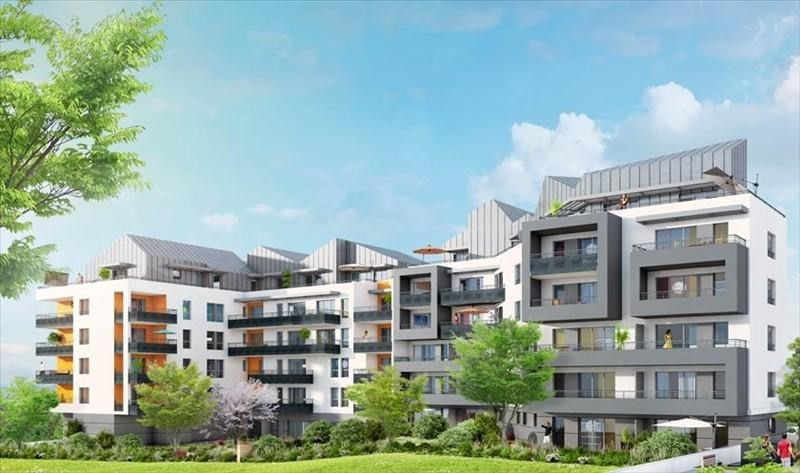 Sale apartment St julien en genevois 368000€ - Picture 1