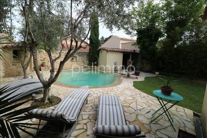 Vente de prestige maison / villa Pelissanne 665000€ - Photo 2