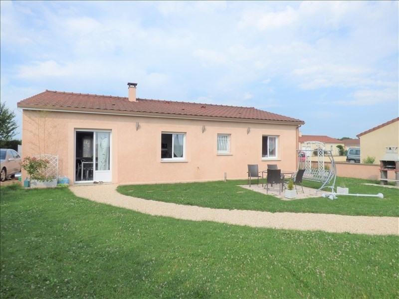 Vente maison / villa Brout vernet 155000€ - Photo 2