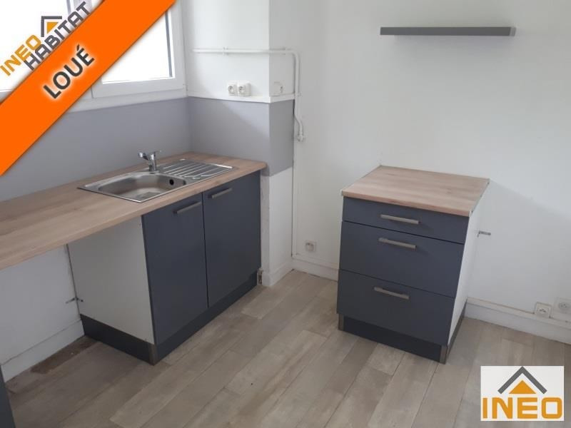 Location appartement Rennes 500€ CC - Photo 1