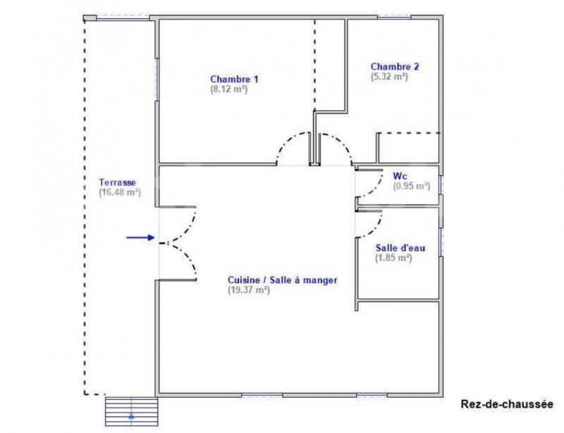Vente maison / villa Le castellet 129000€ - Photo 10