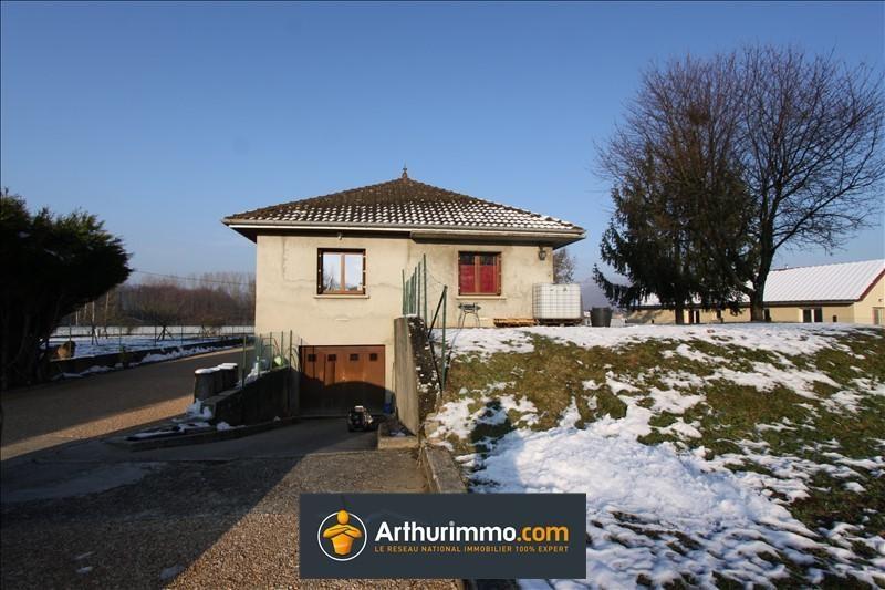 Vente maison / villa Les avenieres 153000€ - Photo 2