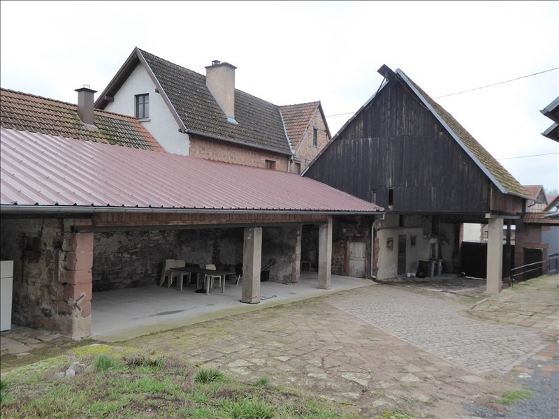 Investment property building Obersoultzbach 250 000€ - Picture 4