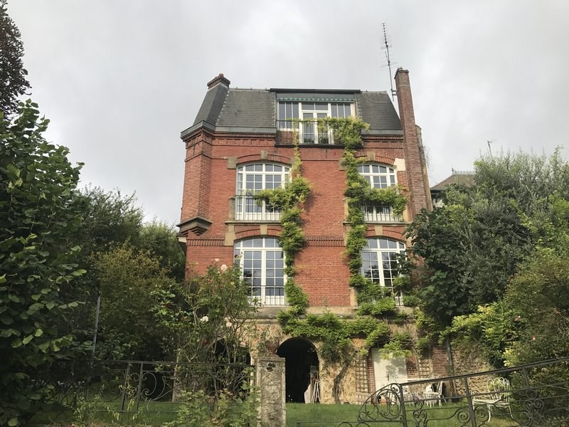 Revenda casa Villennes sur seine 949000€ - Fotografia 1
