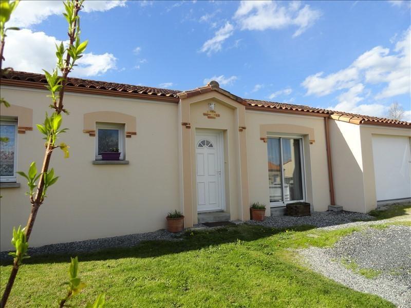 Vente maison / villa St germain sur moine 166900€ - Photo 2
