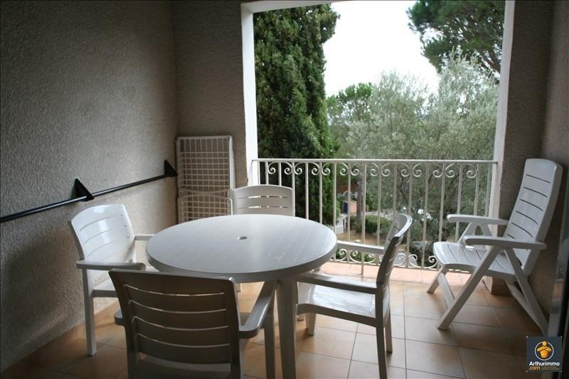 Sale apartment Grimaud 109000€ - Picture 2