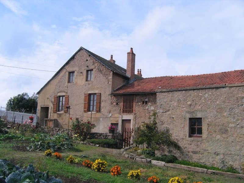 Sale house / villa Saulieu 130000€ - Picture 1