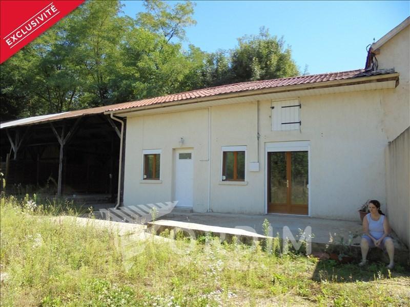 Sale house / villa Neuvy sur loire 83000€ - Picture 1