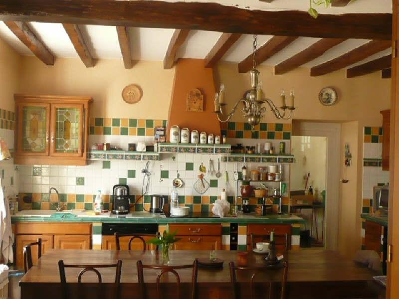 Sale house / villa Aubigny sur nere 305000€ - Picture 6