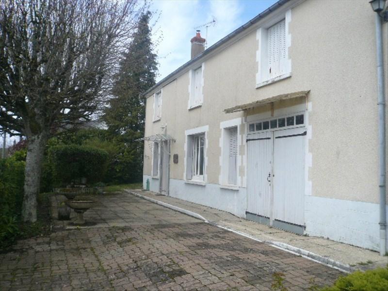 Vente maison / villa Sancerre 89000€ - Photo 1