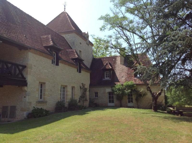 Sale house / villa Saint alvere 493500€ - Picture 1