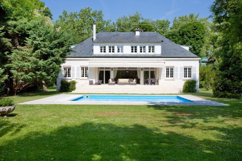 Revenda residencial de prestígio casa Rueil-malmaison 3950000€ - Fotografia 1
