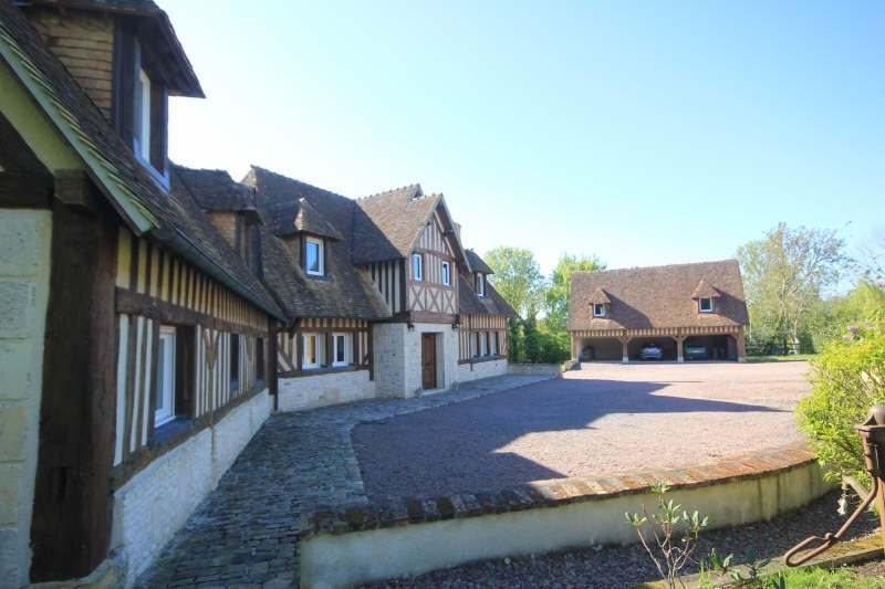 Deluxe sale house / villa Villers sur mer 945000€ - Picture 1