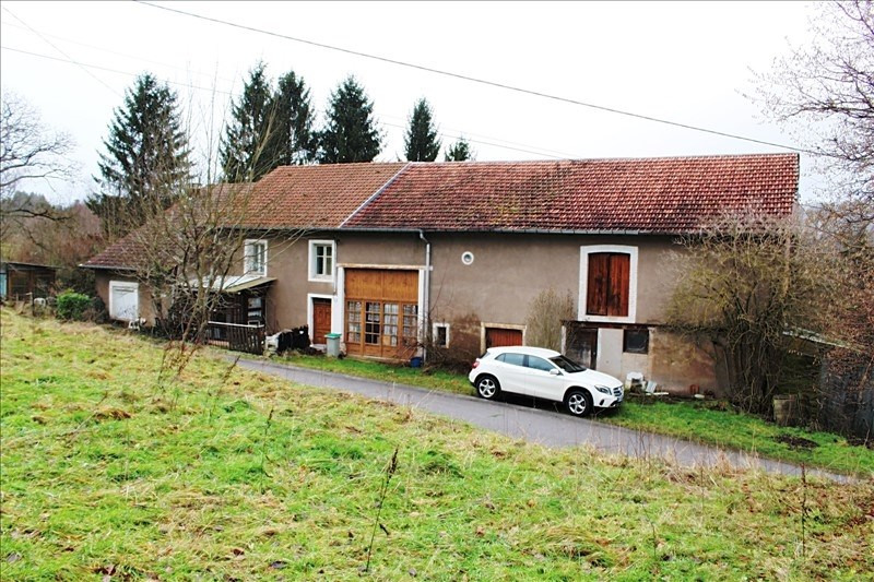 Sale house / villa Moyenmoutier 48000€ - Picture 1