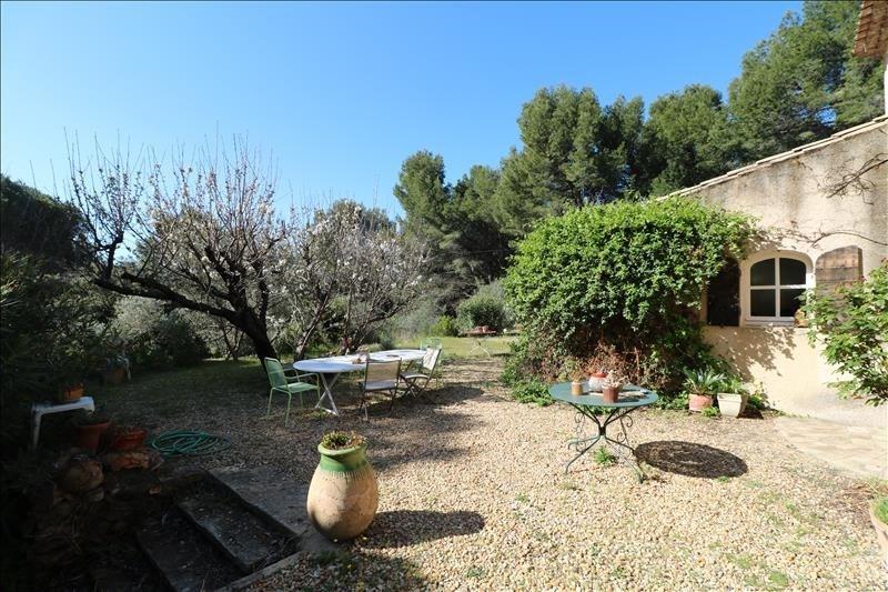 Deluxe sale house / villa Pelissanne 640000€ - Picture 3