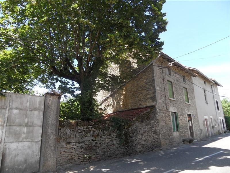 Vente maison / villa Montalieu vercieu 97000€ - Photo 5